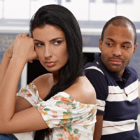 What to do if your guy seems distracted and stops listening to you