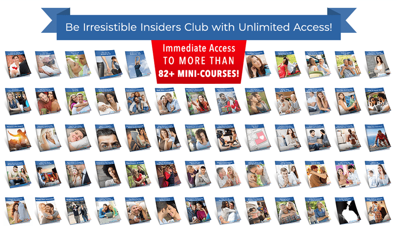 Join the Irresistible Insiders Club and Get Access to 82+ Reports Now