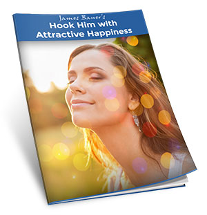 Hook Him with Attractive Happiness