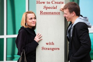 how to resonate with people