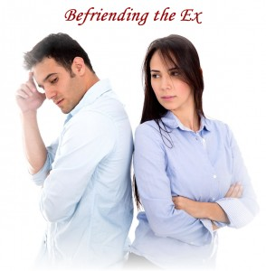 can you be friends with your ex?