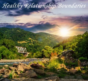 How To Draw Healthy Relationship Boundaries