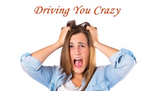 Driving You Crazy