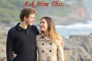 Ask Him This