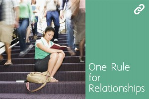 One Rule for Relationships