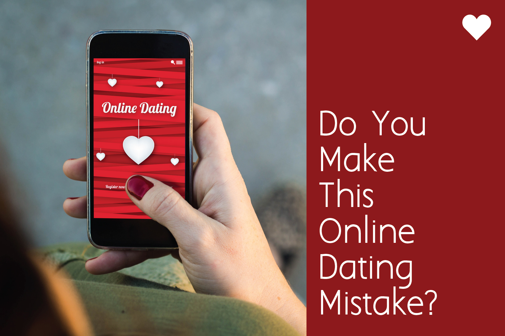 Online dating what to do