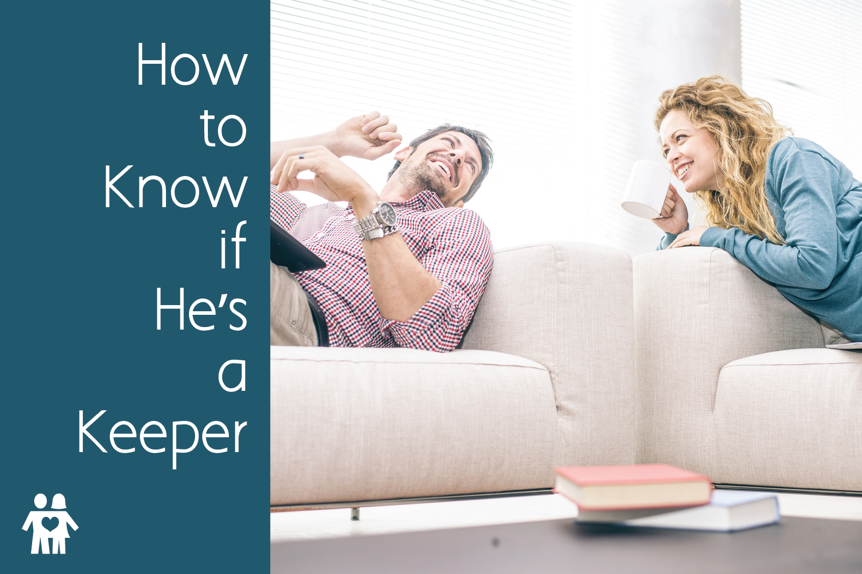 dating how to know if hes serious If your guy talks about this,  but how do you know if he's serious about  ravid yosef is a dating & relationship coach in los angeles and author of the free e .