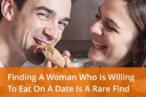 Why Men Love Women Who Love Food