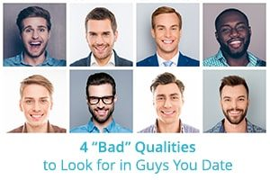 Qualities to Look for in Guys You Date