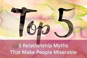 Relationship Myths