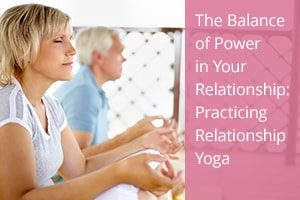 Creating Balance In A Relationship