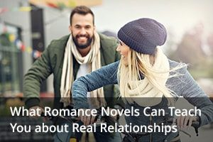 What Romance Novels Can Teach You About Real Relationships