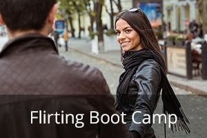 Flirting Boot Camp